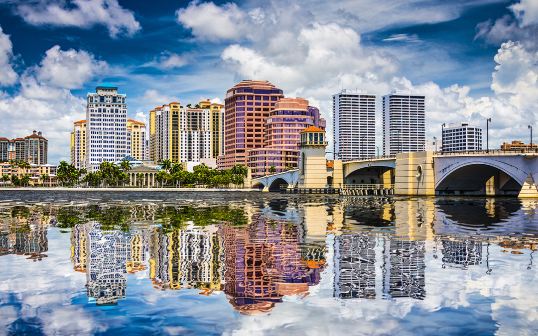 How Many New Yorkers Have Moved to Palm Beach County in 2020 and 2021?